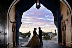 Magic Kingdom Bride