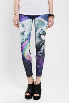 I want theses!! BDG Cosmic Unicorn Legging