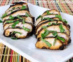 Don't Ruin Your Diet Passover Dishes: Roasted Chicken. Skin and dark meat? Not so waistline-friendly. To keep your calories in-check, try balsamic and garlic roasted chicken breasts. The sweetness of the vinegar, combined with the sharp garlic, creates an elegant (and super-healthy) main course. #SELFmagazine