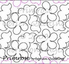 Borderline Quilter: Pantographs/Edge to Edge designs