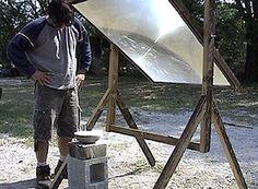DIY power. GREAT website! Solar & wind power. Stirling & steam engines. Fresnel lenses. Articles & videos