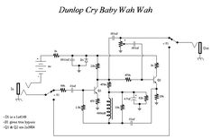 Cry Baby Schematic And Layout - WIRE Center •