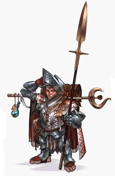 Image result for halfling explorer d&d