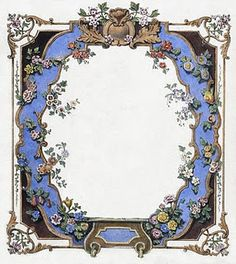 selection of ornate frames