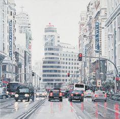 PAULA VARONA, estos cuadros son realmente impresionantes, ademas de los pocos con temática Madrileña, yo ya tengo mi hucha dedicada...
