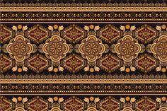 3 Vector Border Patterns - Patterns