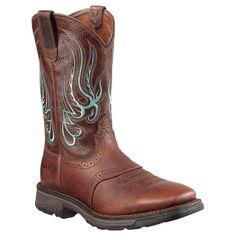 Ariat Men's Workhog Mesteno Western Work Boots