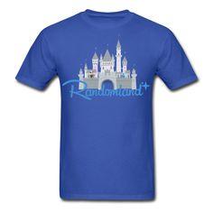Randomland Castle 2.0 T-Shirt | Live Fast Die Poor