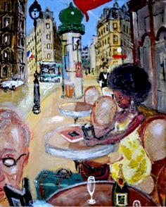 A Sister in Paris