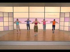 Dance yourself thin.