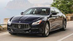 2017 Maserati Quattroporte Overview