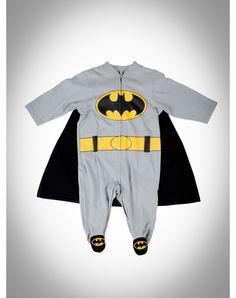 Batman Caped Infant Romper  $24.99