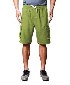 992a55fd3e Men's Shorts Swim Trunks Quick Dry Beach Shorts Cargo Shorts For Surfing  Running Swimming Watershort -