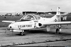 Cessna T-37B Tweety Bird (318B) aircraft picture