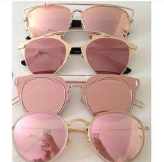 a2a727ad7be sunglasses rose gold pink sunglasses mirrored sunglasses dior aviator  sunglasses summer accessories retro sunglasses swag shades