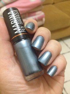 Rocker-Marina Ruy Barbosa Nails Inc, Nail Shop, Art Club, How To Do Nails, Art Day, Nail Art Designs, Manicure, Nail Polish, Sparkle