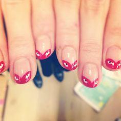 COMME des GARÇONS #beauty #nails
