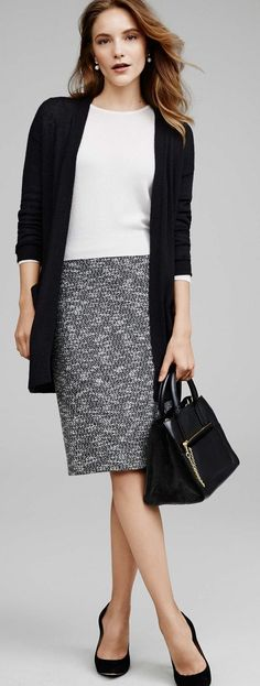thebrunette-one   9 to 5 Ann Taylor
