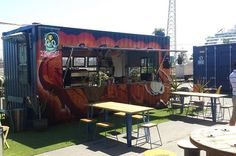 Shipping Containers - The Latest Event and Expo Trend | Royal Wolf Australia