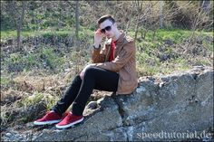 Ich mag das Foto irgendwie :-) http://speedtutorial.de/2013/05/my-first-red-shoes-outfit/