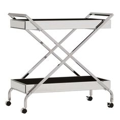 You'll love the Kerwin Bar Cart at AllModern - With Great Deals on modern Tabletop + Kitchen products and Free Shipping on most stuff, even the big stuff.