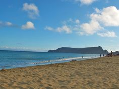 Porto Santo Island has always been my idea of paradise. Possibly yours too? Picture a 9 km long golden sand, deserted beaches, crystal clear blue waters in a volcanic island with around 5400 locals…