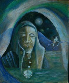 "The Poet"" by Eva Danese"