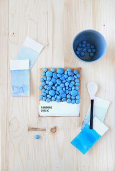 Cores Pantone pra comer - Choco la Design | Choco la Design | Design é como chocolate, deixa tudo mais gostoso.