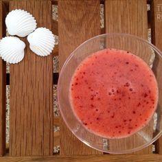 Vista previa del artículo Smoothie de ciruelas rojas y limón