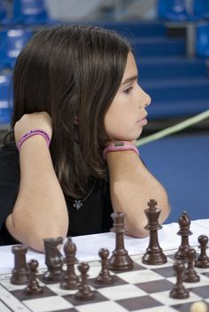 Eleni Tsamantani ChessBaron.co.uk