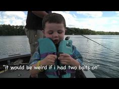 A+ Angler- How to take a kid fishing - YouTube
