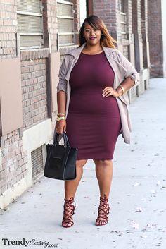 Trendy Curvy | Plus Size Fashion & Style Blog                                                                                                                                                                                 More