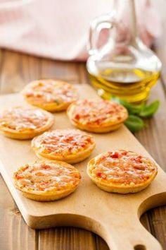 Mini-pizza apéritive