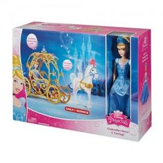 Disney's Cinderella Doll & Carriage Set for only $22.39 (Reg. $50)!!