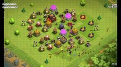 Attacking Town Hall 10 without single wall???