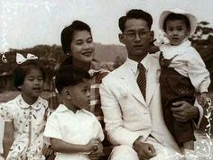 .The Royal Family of Thailand