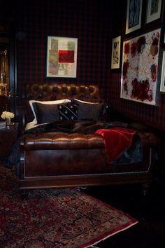 Ralph Lauren, bedroom