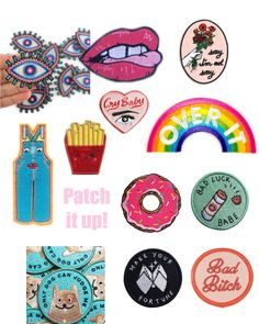 Image result for coolest patches