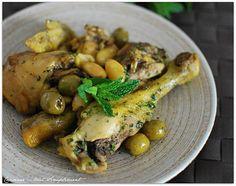 poulet olives - Amandes 1