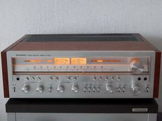 I think we had this exact stereo. Pioneer SX Series Stereo Receiver