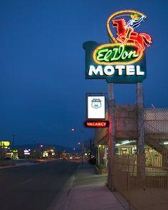 El Don Motel, Albuquerque, New Mexico