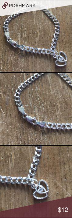 Bracelet Sterling silver 925 🌸 Bracelet Sterling silver solid 925 🌸 Jewelry Bracelets