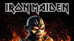 """Esce il 17 Novembre """"The book of souls : Live chapter"""" degli intramontabili Iron Maiden. Un gruppo immenso che ti cattura con le sue melodie metalliche.#PeriodicoItalianoDaily"""