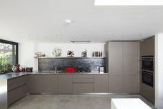 Modern Contemporary Residential Architecture Design London E1 Kitchen