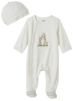 Do you need a gender neutral coming home outfit for your baby? I found something really cute. The Little Me Layette Footie in Giraffe is completely gender neutral and comes with a little hat. It is currently 11% off and under $15. Remember, if you subscribe to Amazon Clothing emails, you'll get a 20% off …