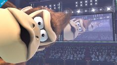 Donkey Kong, Super Smash Bros- Wii U  <<< It goes on for infinity!