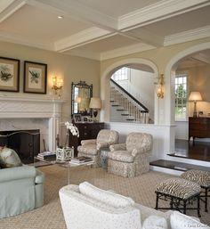 20 Brilliant Sunken Living Room Designs | Living rooms, Room and ...