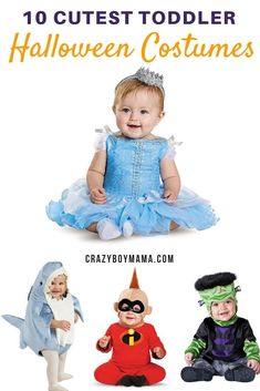 10 Cutest Halloween Costumes for Babies and Toddlers! 10 Cutest Halloween Costumes for Babies and Toddlers! The post 10 Cutest Halloween Costumes for Babies and Toddlers! appeared first on Halloween Costumes. Cute Toddler Halloween Costumes, Halloween Bebes, First Halloween, Boy Costumes, Infant Halloween, Baby Items List, Newborn Baby Needs, Cute Toddlers, Halloween Disfraces