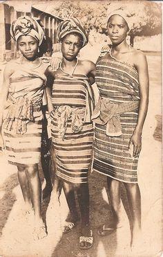 vintage Yoruba style