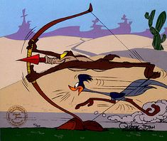 coyote and roadrunner